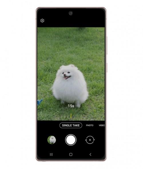 Samsung menyoroti 5 fitur dari seri Samsung Galaxy Note20