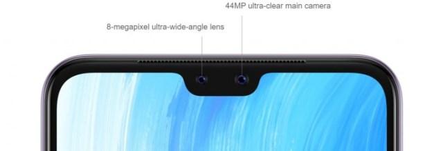 vivo S7 5G dezvăluit cu ecran OLED S765G, 6,44 '', 64 MP și 44 MP pe spate și față
