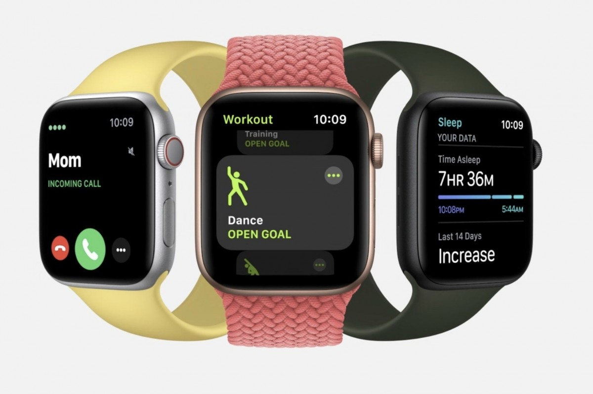 Apple Watch Series 6 and Watch SE are official - GSMArena.com news