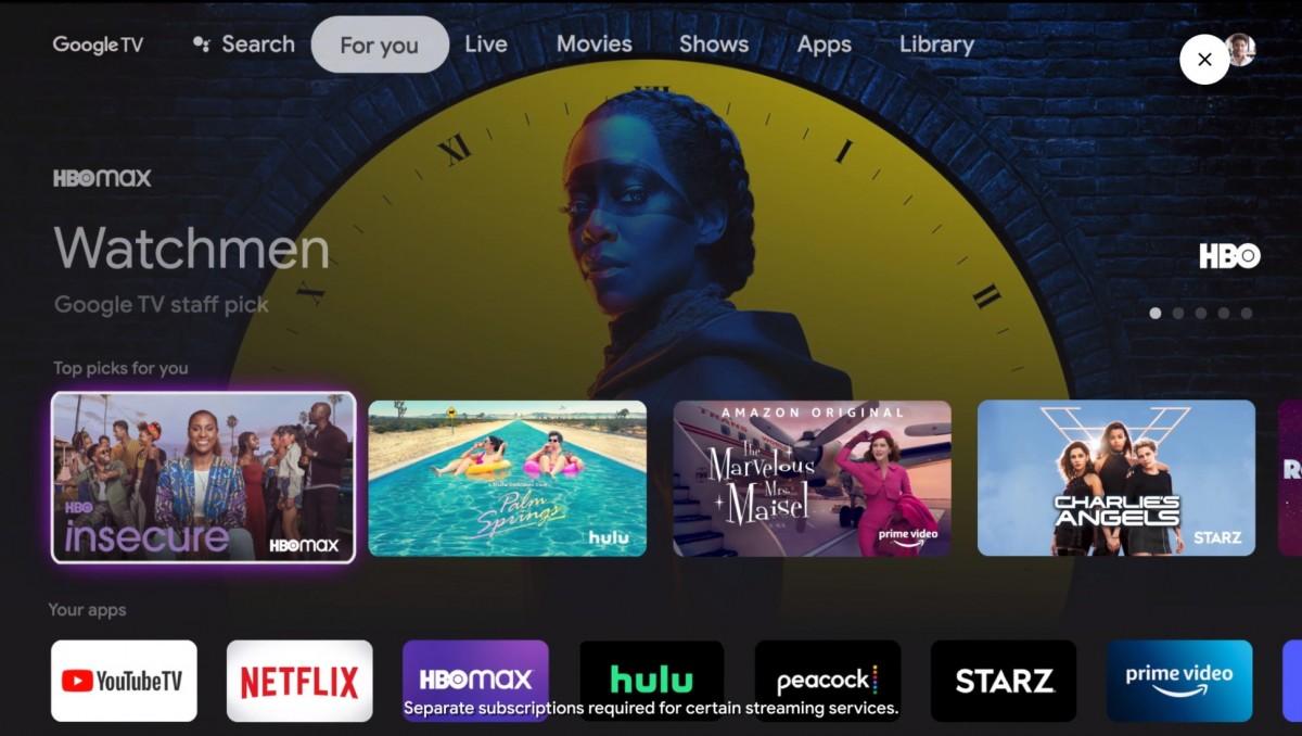Google TV is the Android TV skin for the new Google Chromecast - GSMArena.com news