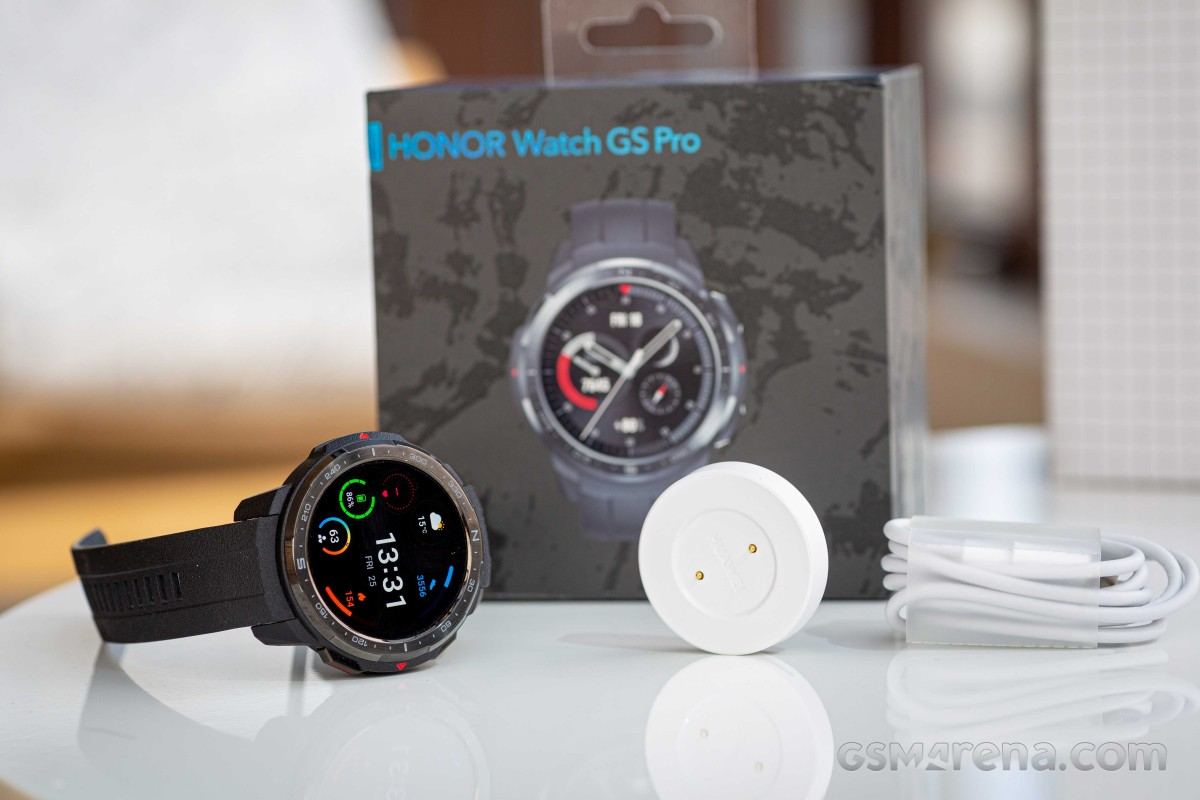 Honor Watch GS Pro is now officially on sale