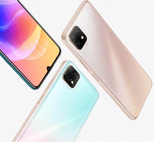 Huawei announces Enjoy 20 Plus 5G and Enjoy 20 5G with Dimensity 720 SoC