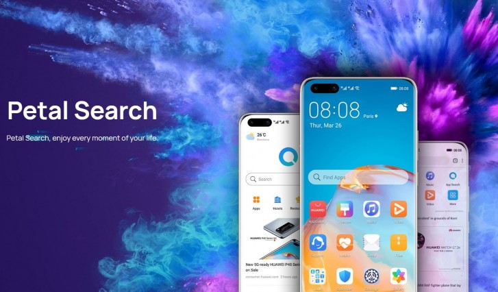 Huawei Petal Search sekarang berfungsi sebagai mesin pencari
