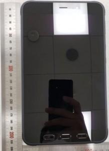Galaxy Tab Active3'ün bir fotoğrafı