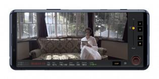 Xperia 5 II: Cinema Pro