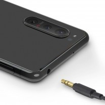 Sony Xperia 5 II: 3.5 mm headphone jack with Hi Res Audio