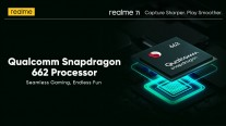 Realme 7i with Snapdragon 662