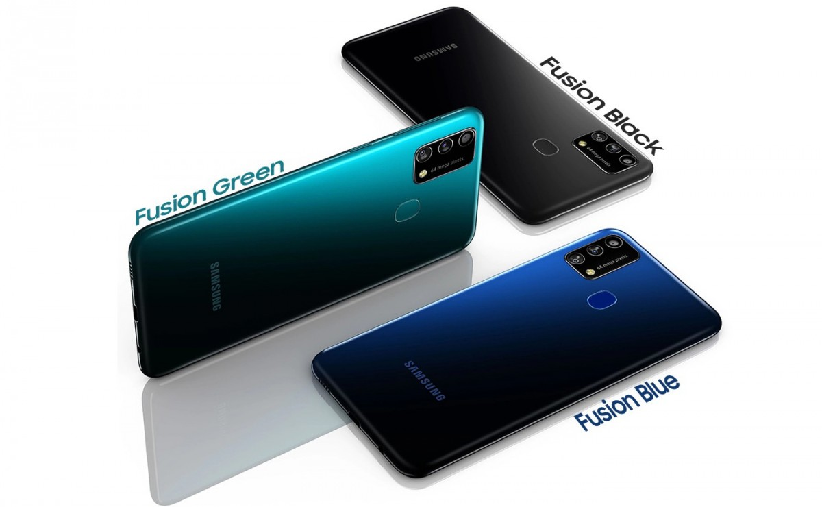 Galaxy F41 unveiled: it has a 6,000 mAh battery and 64 MP cam like the M31, but it costs less