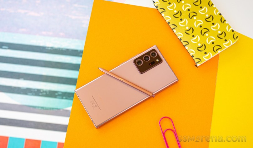 Sprint's Galaxy Note20, Note20 Ultra 5G start receiving Android 11-based One UI 3.0 update