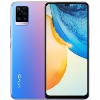 vivo V20 in Sunset Melody color