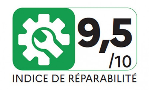 France will begin labeling electronics with repairability ratings beginning in January
