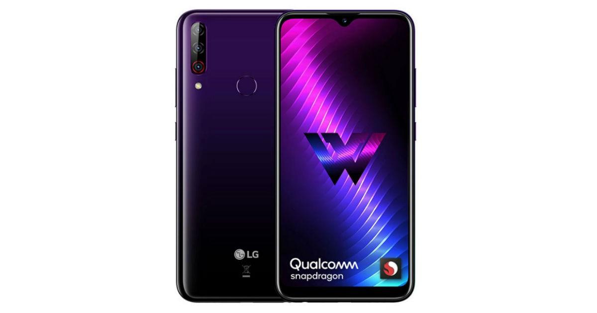 LG mengumumkan W11, W31 dan W31 + di India