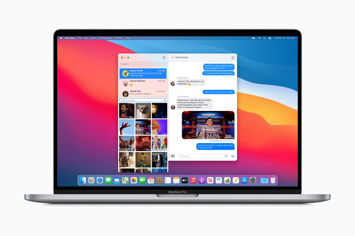 macOS Big Sur is now available
