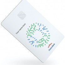 Previously leaked 'Google Card' images