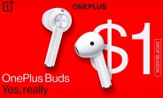 OnePlus Buds will be just $1 tomorrow, OnePlus 7T can be yours for $349
