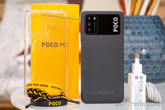 Poco M3 in for review