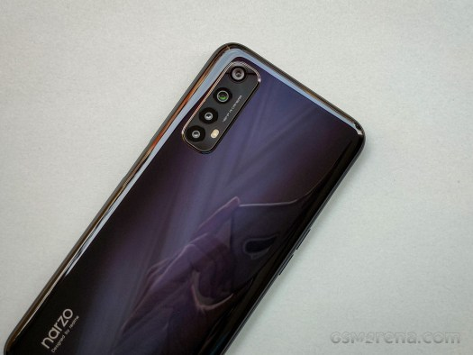 Realme Narzo 20 Pro hands-on review