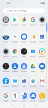 App drawer - Realme Narzo 20 Pro hands-on review