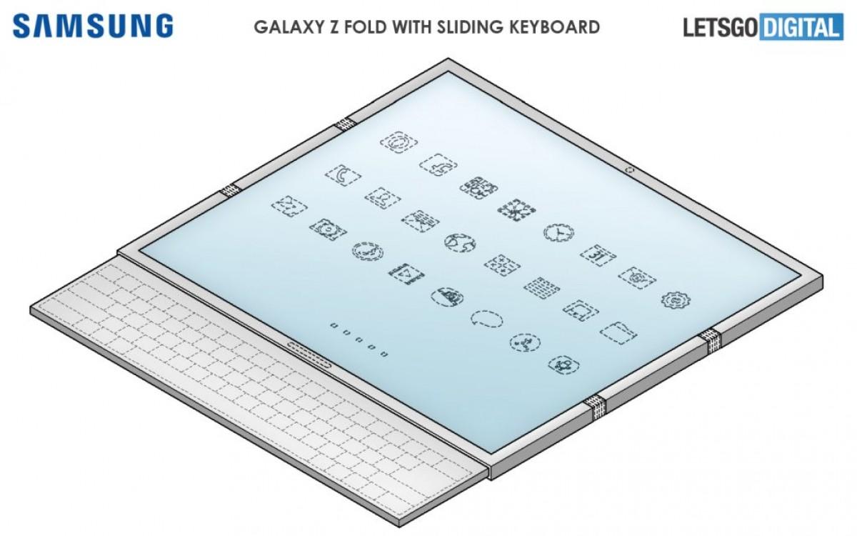 Samsung Display menggoda layar lipat tiga dan perangkat yang dapat digulung