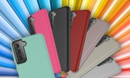 More images of Samsung Galaxy S21 (or S21+) cases surface