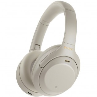 Sony WH-1000XM4 in Silver color