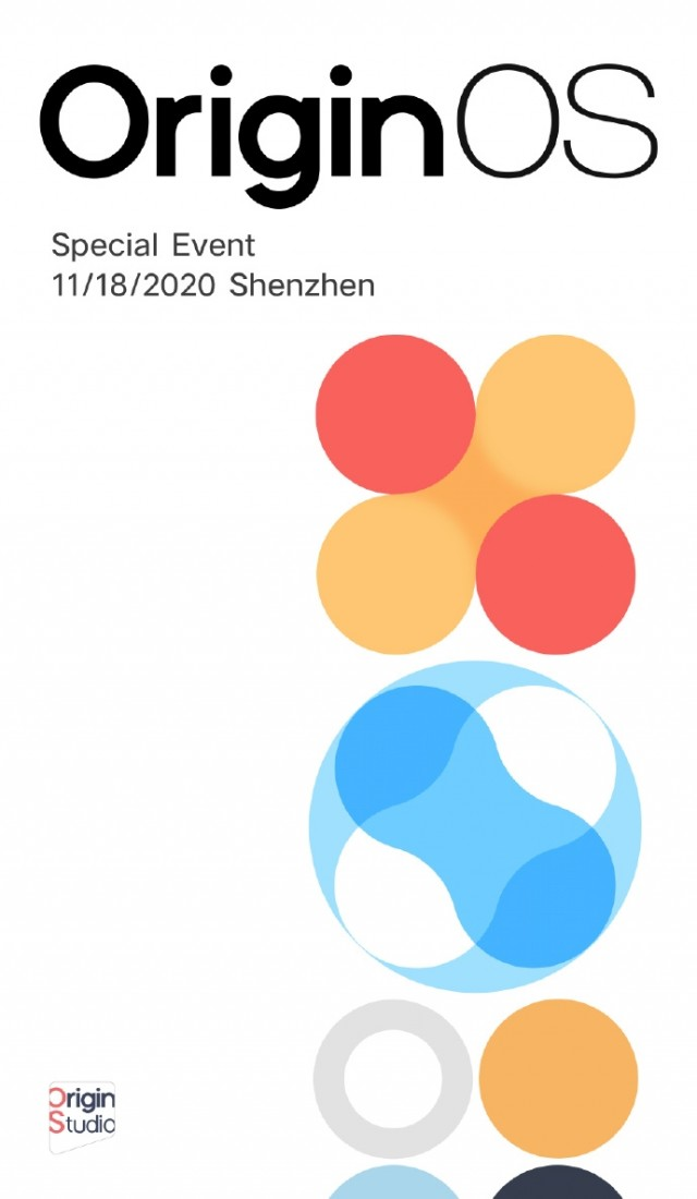 Origin OS is arriving on November 18