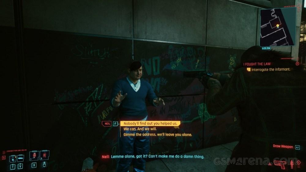 Cyberpunk 2077 PC game review