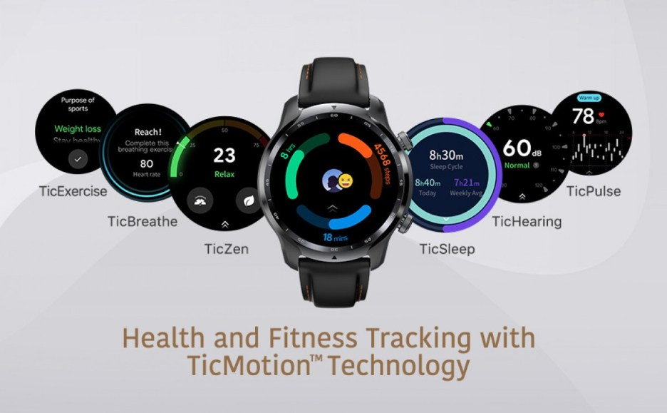 Mobvoi TicWatch Pro 3 LTE announced for European markets