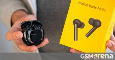 Realme's next earbuds will feature ANC