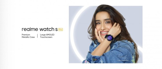 Realme Watch S Pro will officially arrive on December 23rd