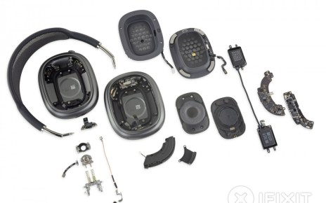AirPods Max get the full iFixit teardown