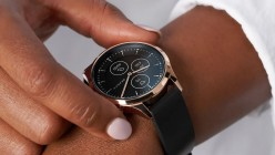 Skagen Jorn Hybrid HR, the brand's first e-ink based smartwatch
