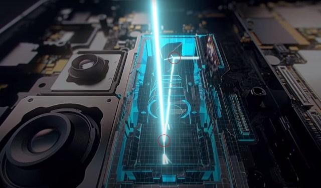 Suprafață suplimentară a detaliilor camerei suplimentare cu zoom Samsung Galaxy S21
