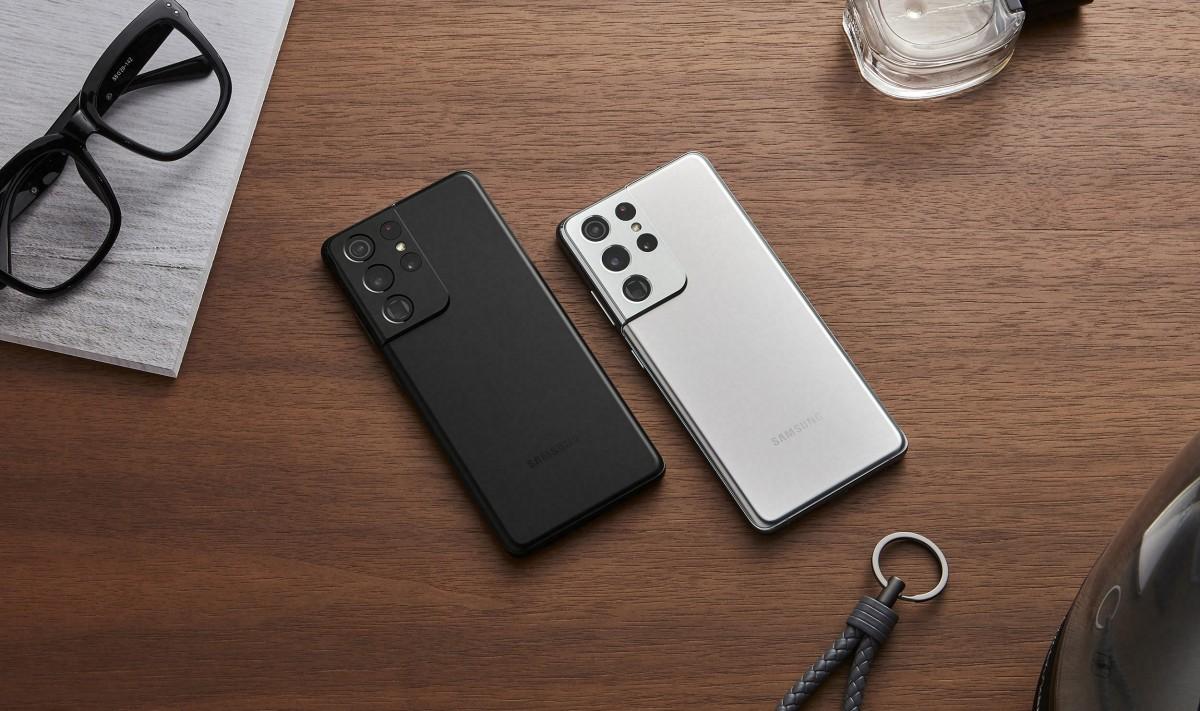 Penutupan pengumuman Samsung Galaxy S21-series