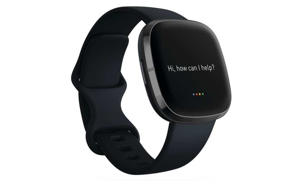Fitbit Sense with Google Assistant