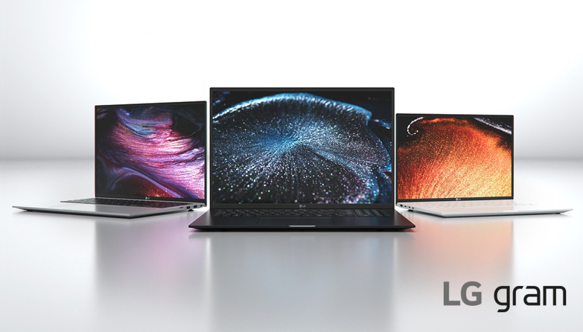 LG's 2021 Gram laptops arrive with 11th gen Intel processors, 16:10 screens