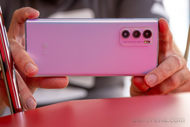 LG isn't giving up on smartphones