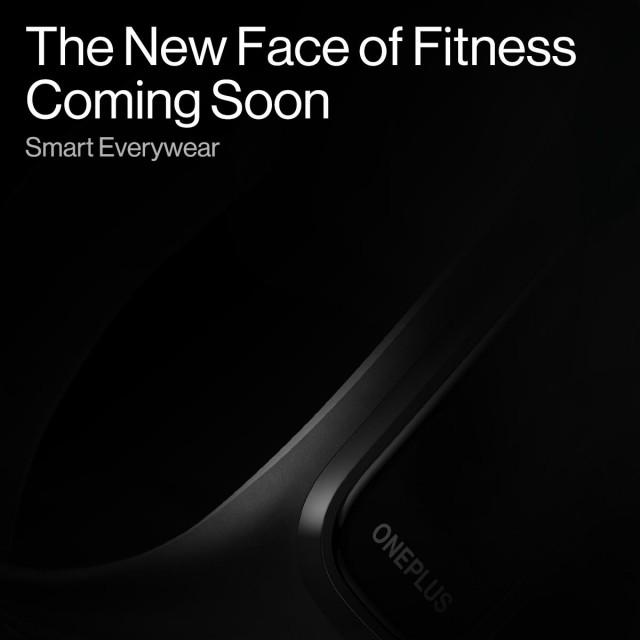 Teaser resmi OnePlus Band