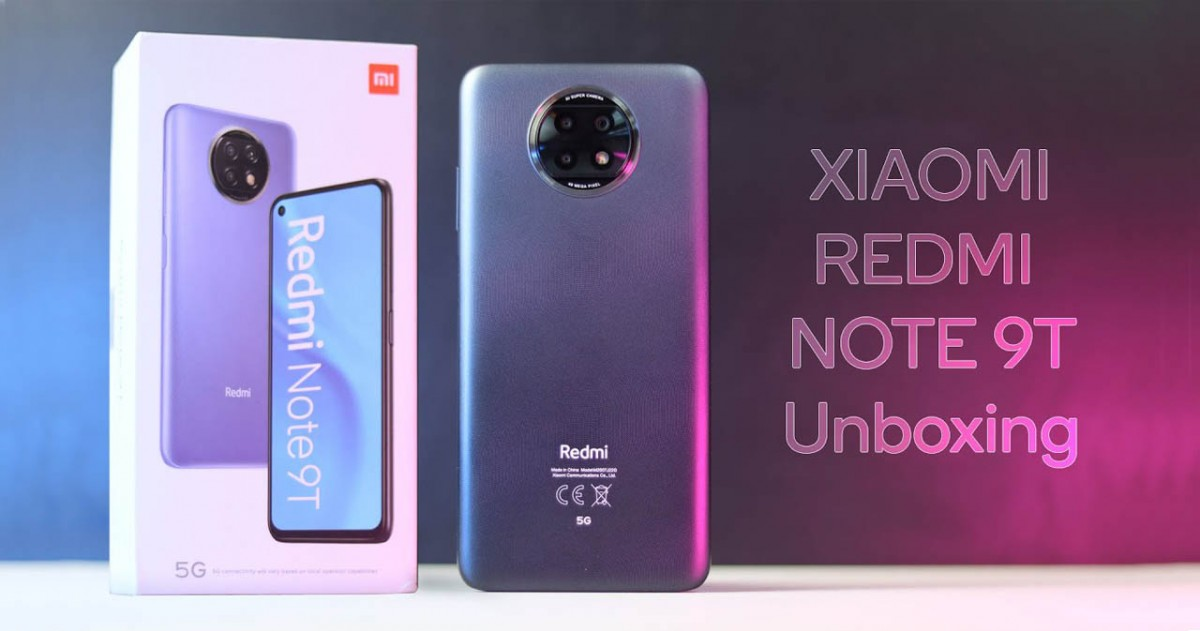 Redmi Note 9T stars in hands-on preview day before announcement