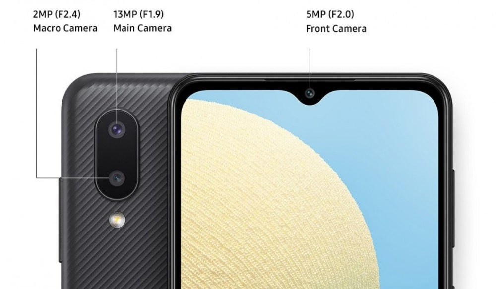 Samsung Galaxy A02 goes official with slim price tag and 5,000 mAh battery
