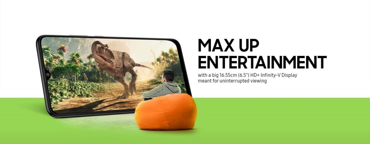 Samsung Galaxy M02 datang pada 7 Januari dengan harga di bawah INR 10.000