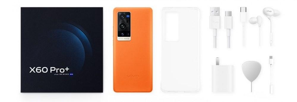 vivo X60 Pro+ unveiled: large main sensor, upgraded gimbal stabilization, dual tele lenses