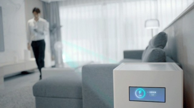 Xiaomi launches Mi Air Charge, which enables wireless charging from the entire room