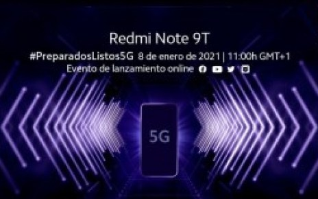 Xiaomi confirms Redmi Note 9T launch date – it is January 8