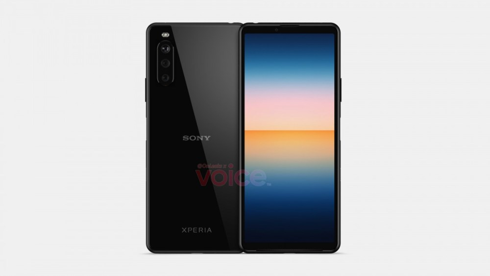 Sony Xperia 10 III leaks in official looking renders