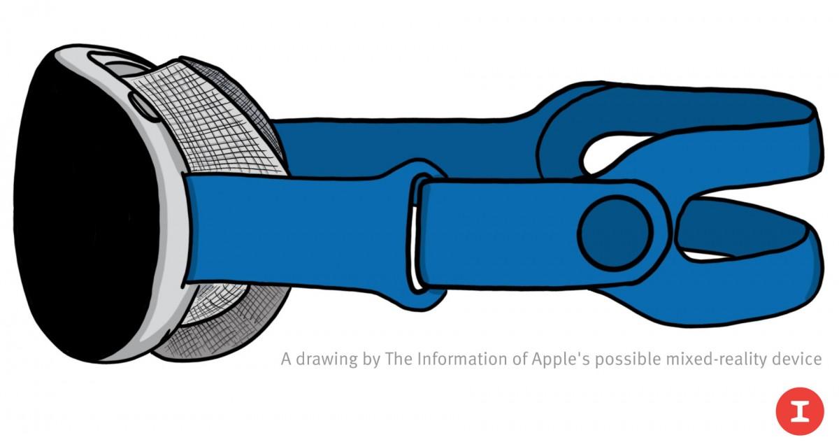 Headset AR / VR Apple memiliki layar 8K dan label harga $ 3.000, klaim laporan baru