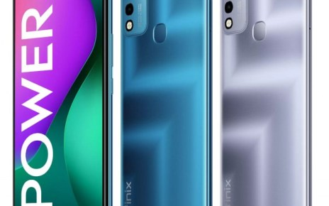 Infinix Smart 5 launched in India with Helio G25 chipset and 6,000 mAh battery