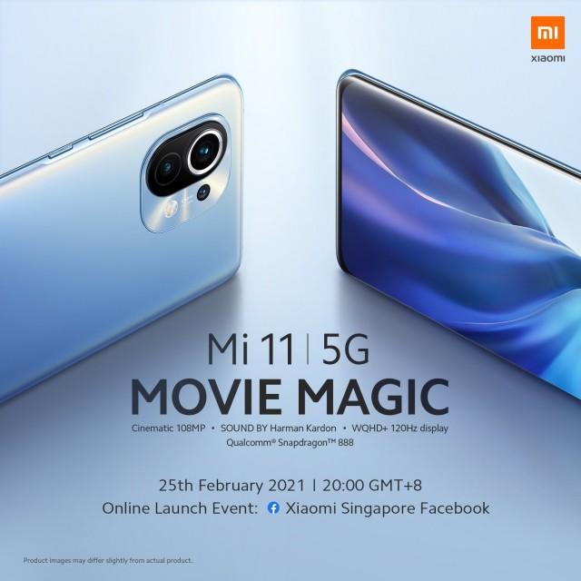 Xiaomi Singapore post