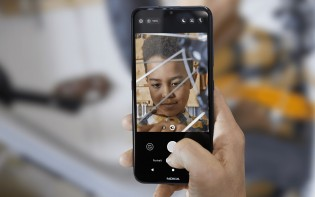 The Camera Go app brings Portrait and Night modes