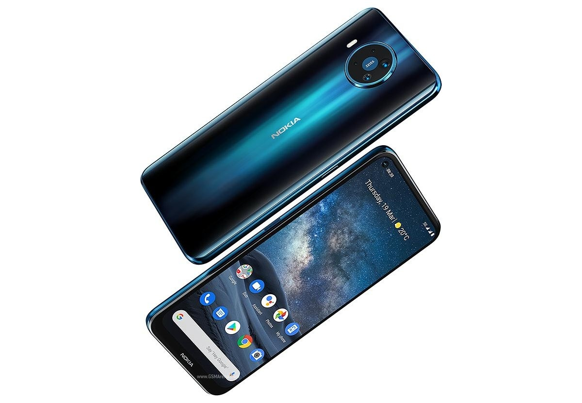 Kesepakatan: ambil Nokia 8.3 hanya dengan $ 379,99